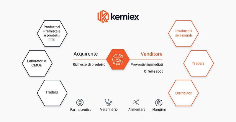 Kemiex infografica