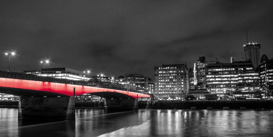 London bridge Atradius bonding
