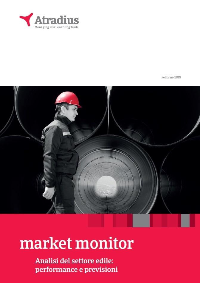Market Monitor Costruzioni 2019 cover